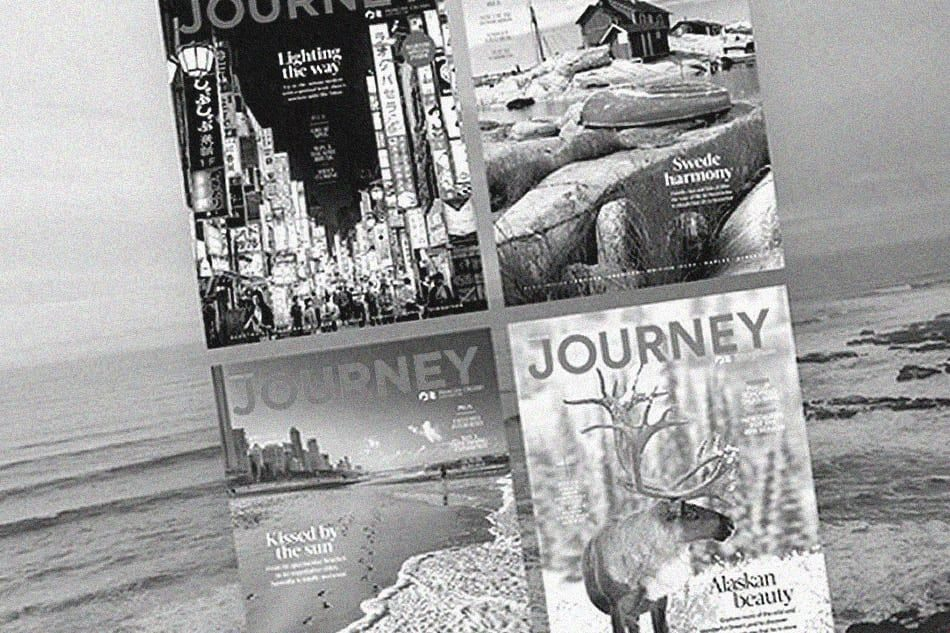 Journey Magazine has been shortlisted for The Travel Marketing Awards, for Best Direct Mail.