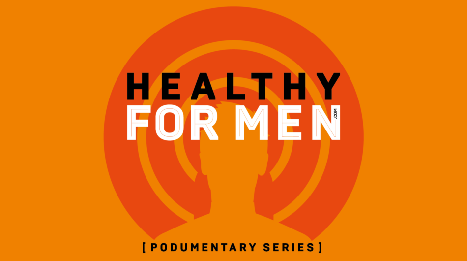Healthy For Men Podcast - Podumentary Logo